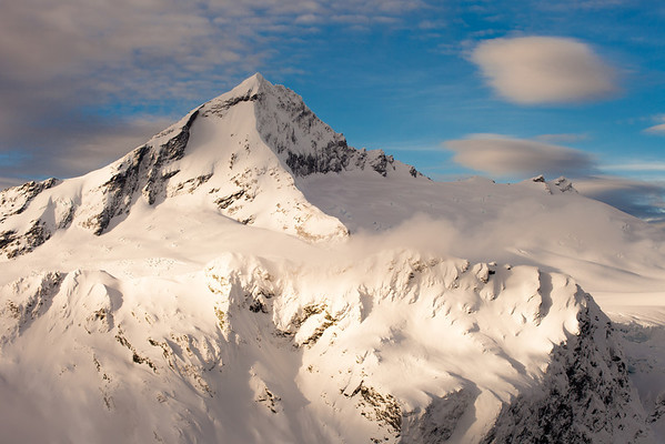 Mount Aspiring.